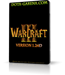 Скачать Warcraft 3 Frozen Throne 1.24d | Версия игры Warcraft 1.24d