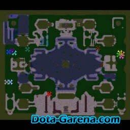 скачать карту для варкрафт 3 фрозен трон ангел арена с ботами - фото 9