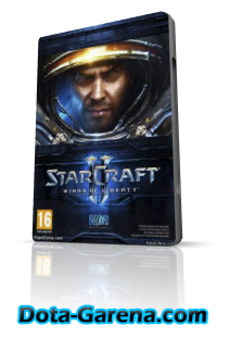 StarCraft 2: Wings of Liberty - Letitbit - Turbobit - скачать - Старкрафт 2