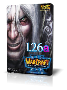Скачать WarCraft 3 Frozen Throne 1.24, 1.25, 1.26