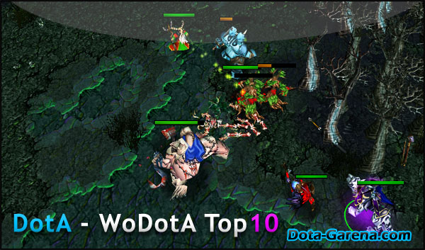 WoDota Top10 Weekly